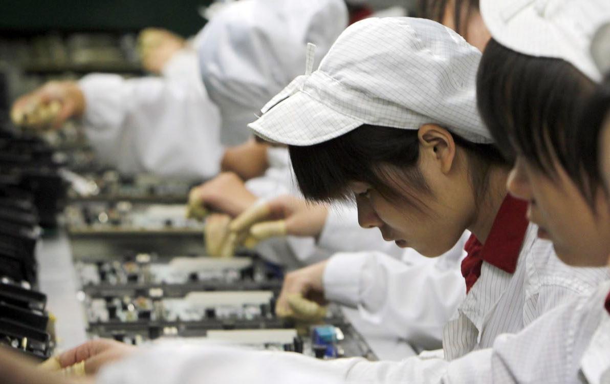 Quy trình sản xuất Airpods tại Việt Nam